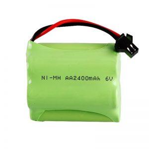 NiMH акумулаторна батерия AA2400 6V
