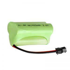 NiMH акумулаторна батерия AA2400 3.6V