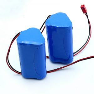 Акумулаторна литиево-йонна 3S1P 18650 10.8v 2250mah литиево-йонна батерия за медицинско устройство