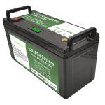 Батерия LiFePO4 с капацитет 12V150Ah с интелигентен BMS за електрическа подова шайба