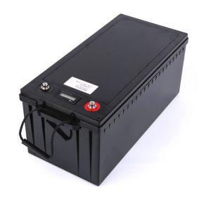 Персонализиран акумулаторен пакет 24V 100AH 12v 200ah lifepo4 батериен пакет за съхранение на слънчева енергия RV