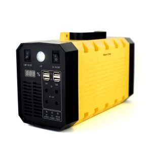 12v 30ah инверторна батерия 500w преносима електроцентрала