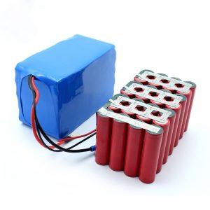 Персонализирана висококачествена добра цена Топ продажба 18650 24V 8.8Ah батерия