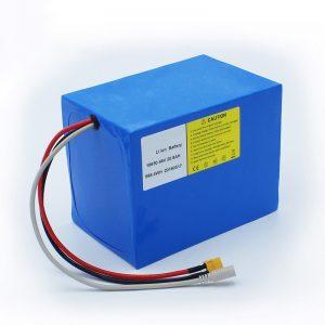 Литиева батерия 18650 48V 20.8AH за електрически велосипеди и e велосипеден комплект