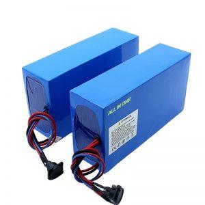 ВСИЧКИ В ЕДНО клетки 13S7P 18650 48v 20.3ah електрическа велосипедна батерия