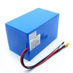 Литиева батерия 18650 48V 51.2AH 24v 30V 60V 15ah 20Ah 50Ah литиево-йонни батерии 18650 48V литиево-йонна батерия за електрически скутер