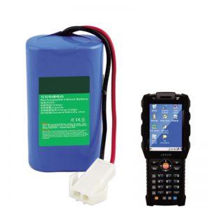 18650 7.2V 2.6Ah литиева батерия за експресно логистично ръчно терминално оборудване