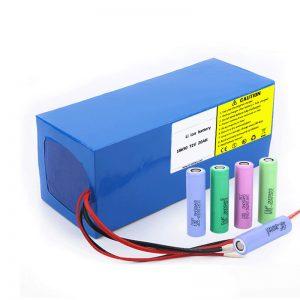 Литиева батерия 18650 72V 20Ah Ниска степен на саморазряд 18650 72v 20ah литиева батерия за електрически мотоциклети