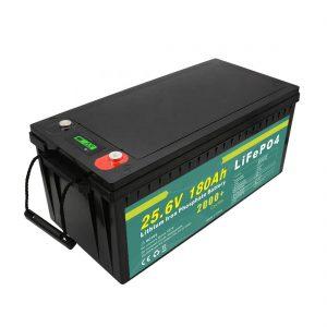 Акумулаторна батерия 24v180ah (LiFePO4) за слънчева улична светлина