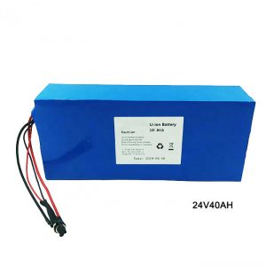Електрически велосипед Велосипед 24 волта литиева батерия 24V 40Ah NMC Li Ion батерия Акумулаторна батерия йон литий