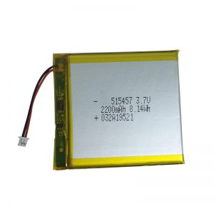 3.7V 2200mAh Полимерни литиеви батерии за интелигентни домашни устройства
