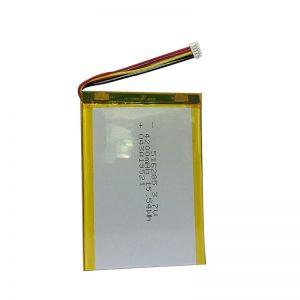 516285 3.7V 4200mAh Интелигентен домашен инструмент полимерна литиева батерия