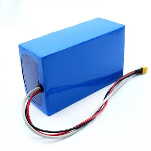 Литиева акумулаторна 36V 10Ah Li -on 18650 батерия за електрически скейтборд