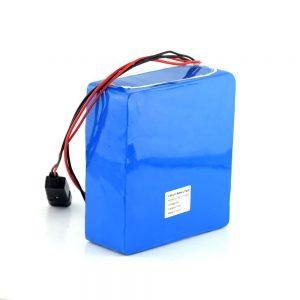 48V 15Ah 20Ah акумулаторна литиево-йонна батерия 48 волта батерия за електрически скутер