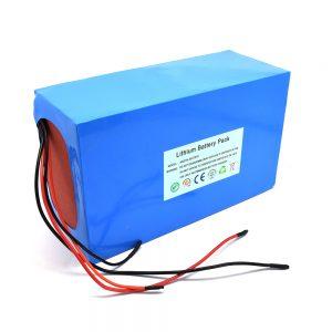 48v / 20ah литиева батерия за електрически скутер