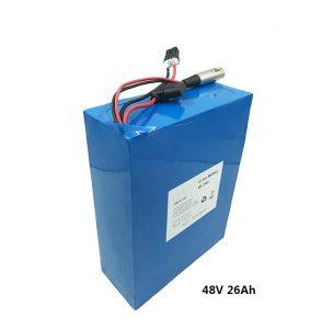 48v26ah литиева батерия за etwow електрически скутери електрически мотоциклет графенова батерия 48 волта литиева батерия производители