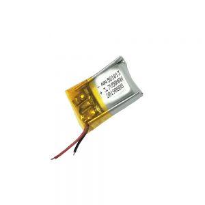 Висококачествена литиево-полимерна батерия 3.7V 50mAh 581013 батерия