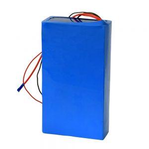 Акумулаторна 60v 12ah литиева батерия за електрически скутер