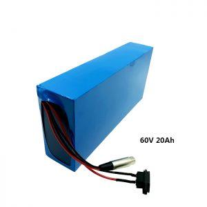 Персонализирана батерия за презареждане 60v 20ah EV литиева батерия