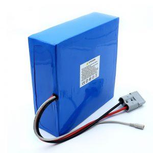 60-волтова 30Ah 50Ah литиево-йонна батерия Литиева батерия за електрически скутер
