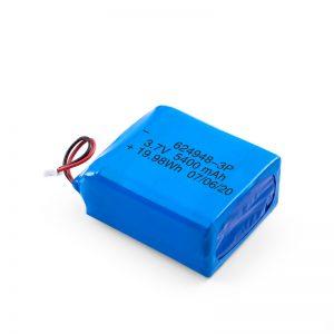 Акумулаторна батерия LiPO 624948 3.7V 1800mAH / 3.7V 5400mAH