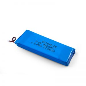 Акумулаторна батерия LiPO 651648 3.7V 460mAh / 3.7V 920mAH / 7.4V 460mAH