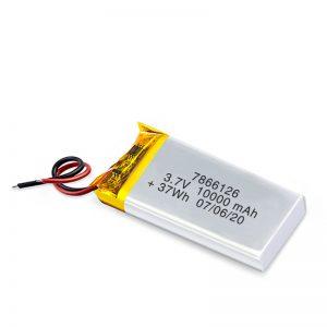 Акумулаторна батерия LiPO 7866120 3.7V 10000mAh / 3.7V 20000mAH / 7.4V 10000mAh