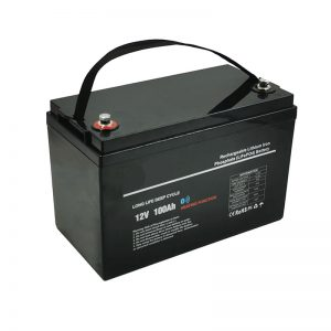 Нискотемпературна LiFePO4 12V 100AH