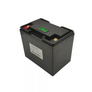 Нискотемпературна 48V 200AH със самонагряваща се функция