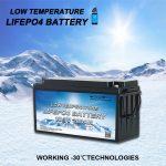 Представяме ВСИЧКИ В ЕДНИ нискотемпературни литиево-железни фосфатни батерии