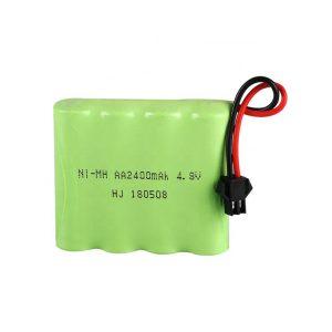 NiMH акумулаторна батерия AA2400mAH 4.8V