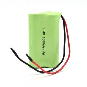 NiMH акумулаторна батерия AA1500mAh 2.4V