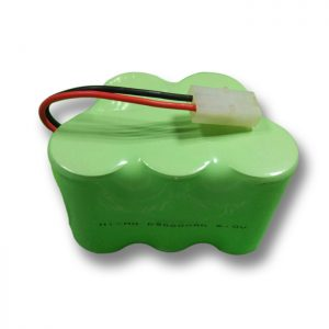 NiMH акумулаторна батерия D9000mAH 6V