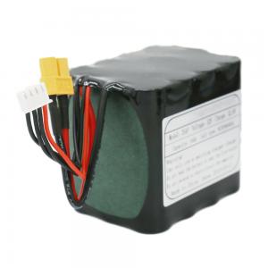 Акумулаторна 18650 батерия 3S4P литиево-йонна батерия 11.1V 10Ah за слънчева светодиодна лампа