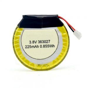 LiPO батерия 363027 3.7V 225mAH