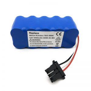 12v ni-mh батерия за прахосмукачка TEC-5500, TEC-5521, TEC-5531, TEC-7621, TEC-7631