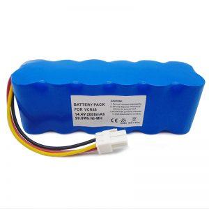 висококачествена 14.4v резервна батерия за прахосмукачка за navibot SR8750 DJ96-00113C VCA-RBT20