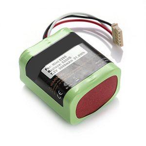 Beston Scooba Mint5200B 7.2V 3Ah заменяема акумулаторна Ni-MH батерия за прахосмукачка iRobot